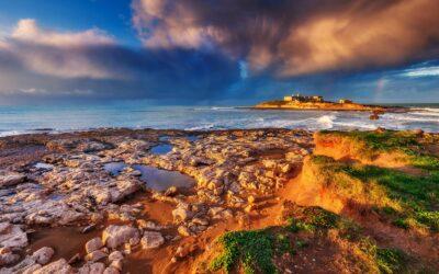 L'isola delle Correnti, l'isola più a sud della Sicilia